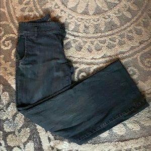 Ralph Lauren wide leg jeans